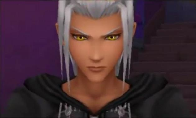 Kingdom Hearts 3D: Dream Drop Distance Young Xehanort