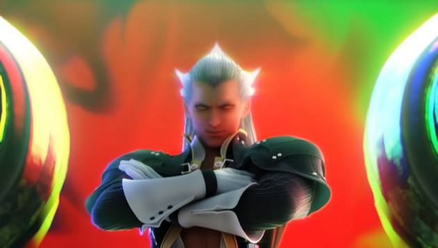 Kingdom Hearts Ansem SoD