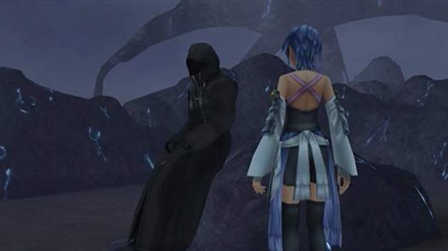 Kingdom Hearts: Birth By Sleep Aqua Ansem