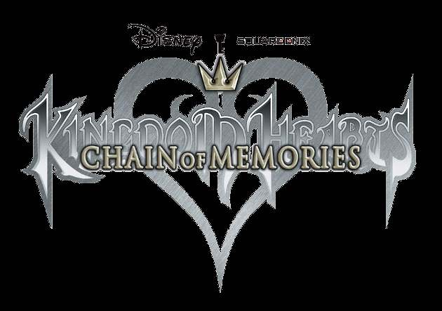 Kingdom Hearts Re: Chain of Memories Logo