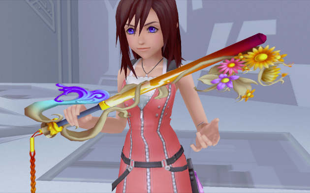 Kingdom Hearts II Kairi's Keyblade
