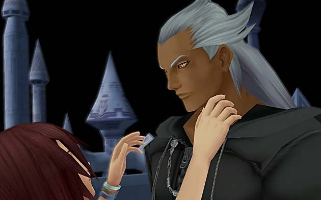 Kingdom Hearts II Riku-Ansem
