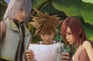 Kingdom Hearts II The Lette