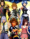 Kingdom Hearts Series All Heroes2