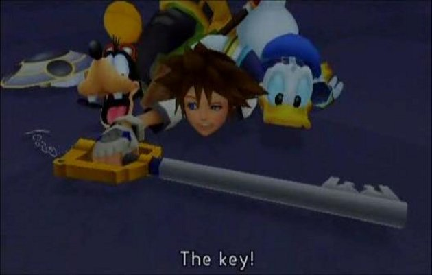 Kingdom Hearts The Key