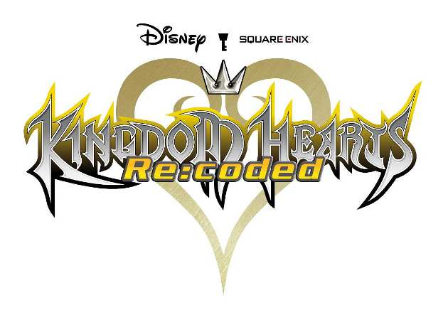 Kingdom Hearts: coded Logo