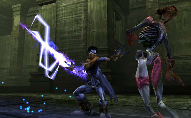Legacy of Kain: Soul Reaver Gameplay
