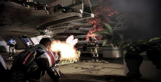 Mass Effect 3 - Combat