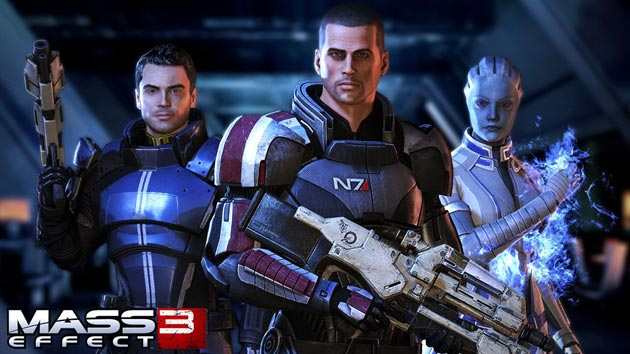 Mass Effect 3 Team Image