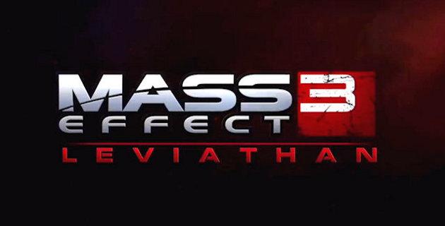 Mass Effect 3: Leviathan Logo