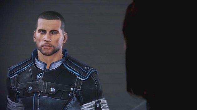 Mass Effect 3: Leviathan Shepard