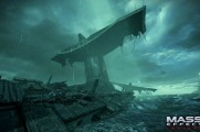 Mass Effect 3: Leviathan Shipwreck