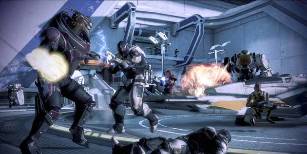 Mass Effect 3 Screenshots