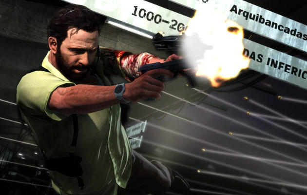 Max Payne 3 Two Pistols