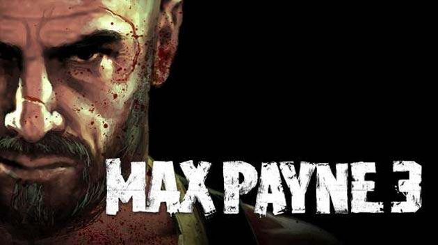 Max Payne 3 Logo