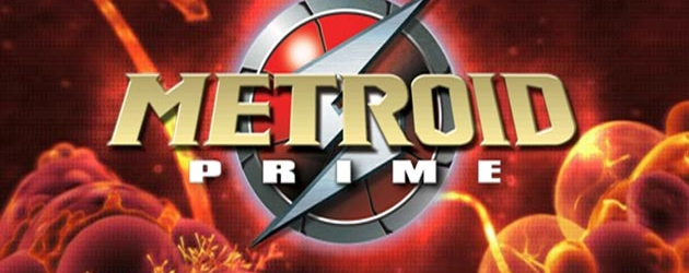 Metroid Prime Title Screen