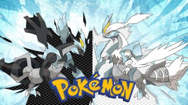 Pokemon Black 2 White 2 Logo Better