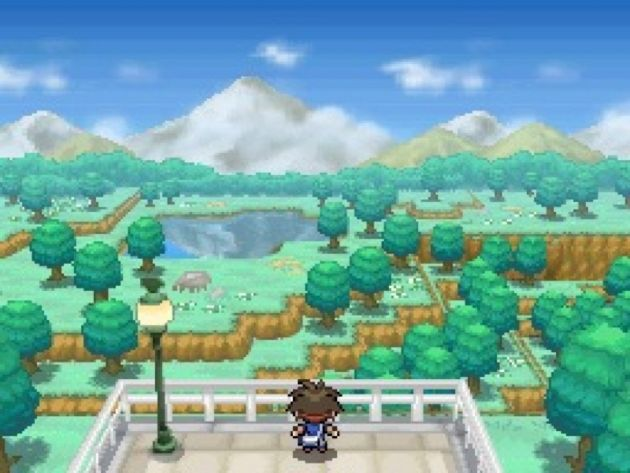 Pokemon Black 2 White 2 Vista