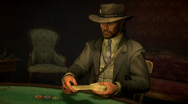 Red Dead Redemption Poker Deal