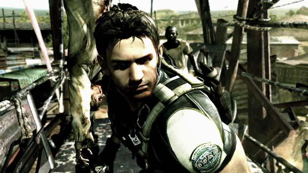 Resident Evil 5 - Chris