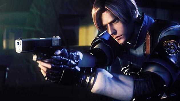 Resident Evil: Finding the Fear