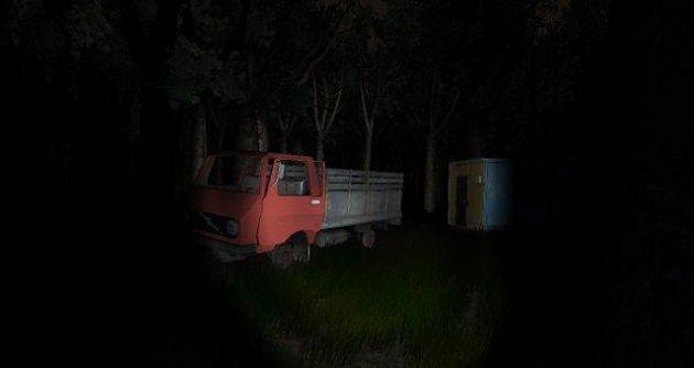 Slender Truck