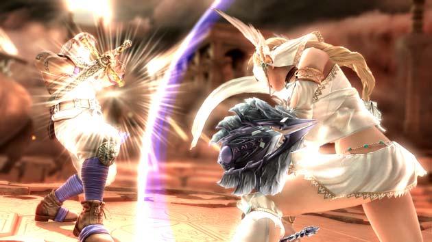 Soul Calibur V - Elysium Edgemaster