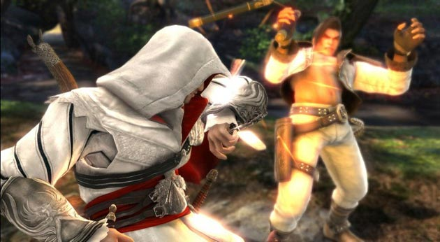 Soul Calibur V - Ezio