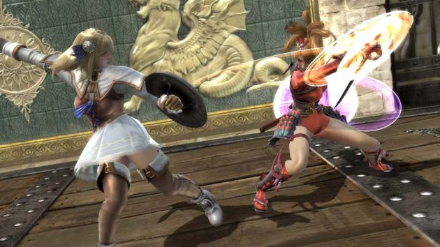 Soul Calibur V - Screenshot