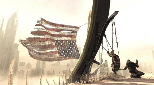 Spec Ops: The Line Flag