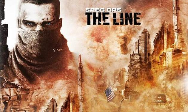 Spec Ops: The Line Title