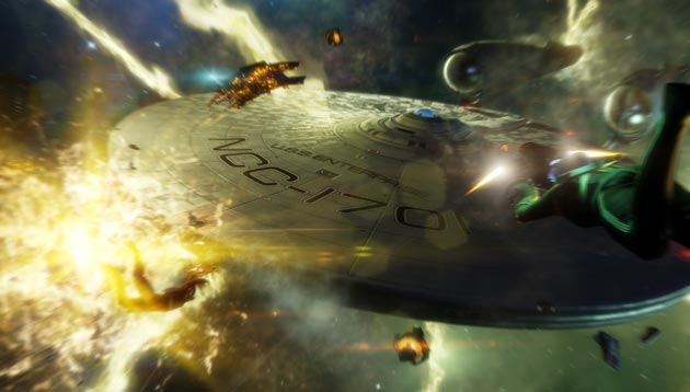 Star Trek 2012 - Enterprise Game Screenshot