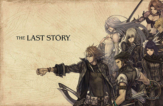 The Last Story Title