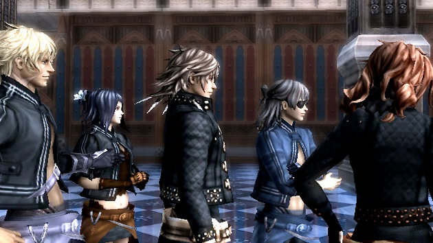 The Last Story Mercenaries