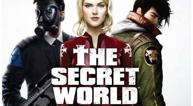 The Secret World Title