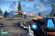 Tribes Ascend Flag Retrieve Screenshot