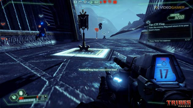 Tribes Ascend Screenshot