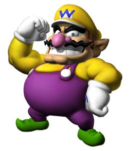 Wario Super Mario Series Villain