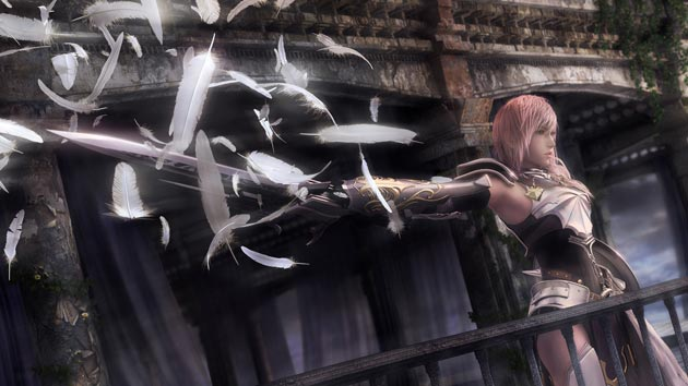 Final Fantasy XIII-2 - Lightning