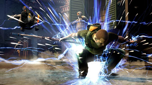 inFamous 2 - Cole - Image